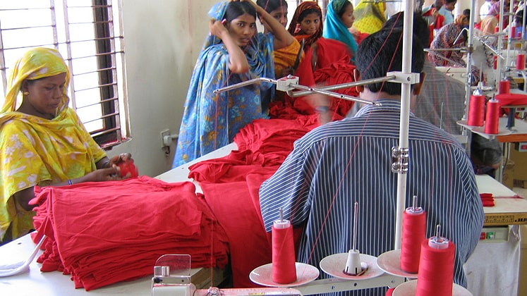 Workplace safety for garment workers of Bangladesh