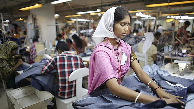 Bangladesh readymade garment workers