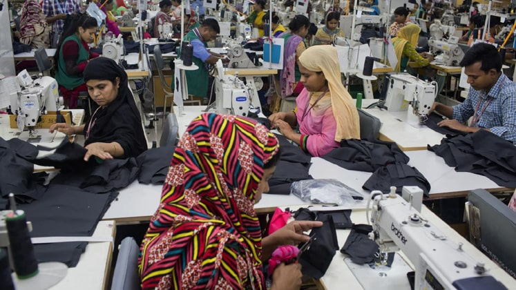 Garment Factory Bangladesh