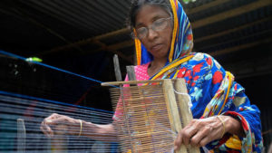 Death knell for Jessore's weaving industry?
